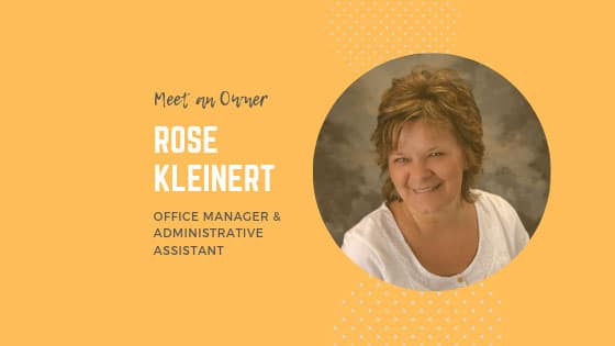 Meet an Owner – Rose Kleinert