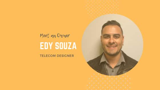 Meet an Owner – Edy Souza